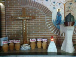 Croce dei Missionari Martiri