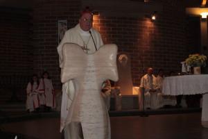 Vescovo in Parrocchia