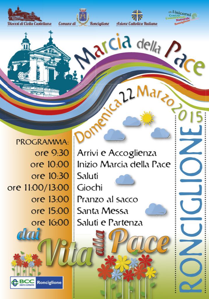 Marcia della Pace 2015