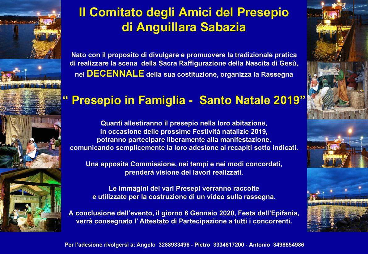 PRESEPIO LOCANDINA ++++